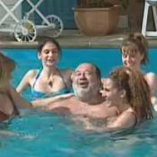 Marie Drucker : En bikini dans ''Tout nu et tout bronzé'' de Carlos, elle assume