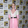 Cate Blanchett au panel du film Le Hobbit : La Bataille des Cinq Armées au Comic-Con de San Diego, le 26 juillet2014.