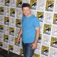 Andy Serkis au panel du film Le Hobbit : La Bataille des Cinq Armées au Comic-Con de San Diego, le 26 juillet2014.