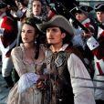Keira Knightley dans Pirates des Caraïbes (2003)