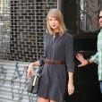 Taylor Swift se promène à New York le 16 juillet 2014