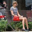 Taylor Swift à New York le 1er août 2014.