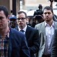 Oscar Pistorius au tribunal de Pretoria, en Afrique du Sud, le 7 août 2014.