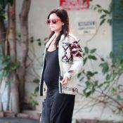 Rachel Bilson, enceinte : Baby bump bien rond, future maman relax et branchée !