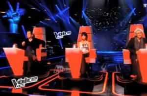 The Voice Kids : Une première jeune Voix dévoilée, les coachs bluffés