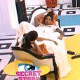 Jessica trop proche de Stéfan dans Secret Story 8 sur TF1 ? Le 17 août 2014.