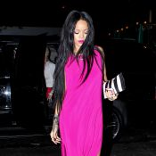 Rihanna : Ultrachic après son week-end animé avec Eminem
