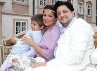 Anna Netrebko : Belle fête de fiançailles avec Yusif Eyvazov et son petit Tiago