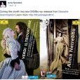 Au programme d'Anna Netrebko cet été : Il Trovatore avec Placido Domingo à Salzbourg, et deux DVD chez Deutsche Grammophon. La soprano russe Anna Netrebko a fêté ses fiançailles avec le ténor azerbaïdjanais Yusif Eyvazov, en présence de son fils Tiago (5 ans), le 19 août 2014 à Salzbourg, en marge de sa participation au Festival dans le rôle de Leonora pour Il Trovatore de Verdi, avec Placido Domingo.