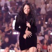 Nicki Minaj : Lâchée par sa robe aux MTV VMA, elle assure avec sensualité