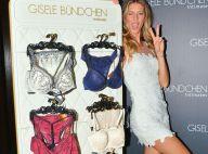Gisele Bündchen : Sublime au Brésil, elle dévoile ses jolis sous-vêtements