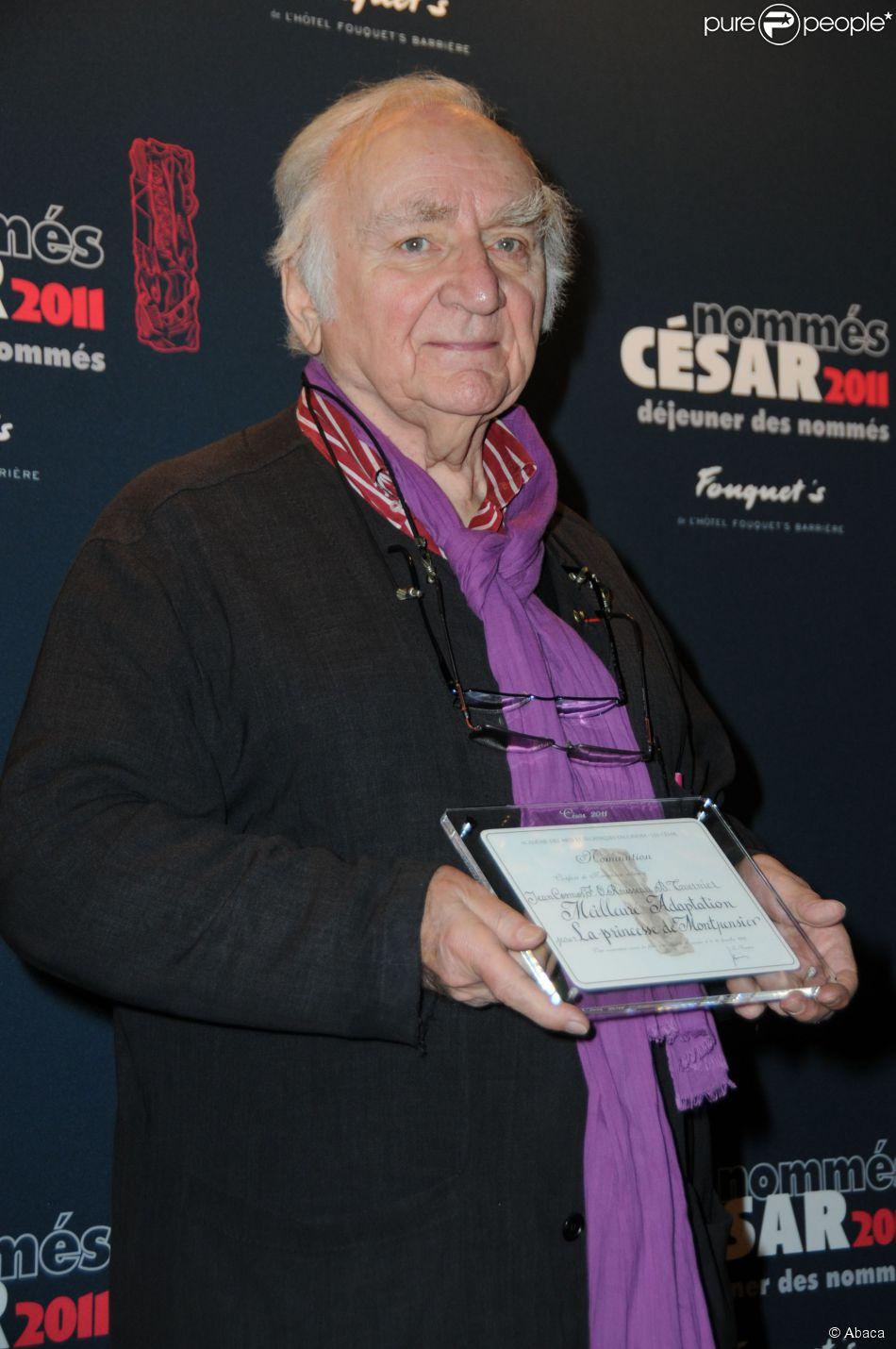 Jean Cosmos à Paris, le 5 février 2011.