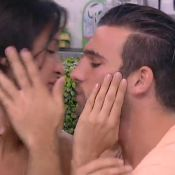 Secret Story 8 : Leila, détestée, retrouve Aymeric : ''Je l'aime !''