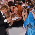 """Viggo Mortensen - Tapis rouge du film """"Loin des Hommes"""" lors du 71e festival international du film de Venise, le 31 août 2014"""