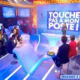 """"""" Nouveau plateau pour cette saison 3 de Touche pas à mon poste sur D8, le lundi 1er septembre 2014. """""""