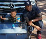 50 Cent offre une berline allemande à son fils de 2 ans
