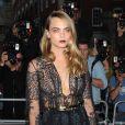 """Cara Delevingne - Soirée """"GQ Men of the Year Awards 2014"""" à Londres, le 2 septembre 2014"""