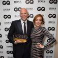 """Lindsay Lohan et Tom Kerridge - Soirée """"GQ Men of the Year Awards 2014"""" à Londres, le 2 septembre 2014"""
