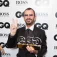 """Ringo Starr - Soirée """"GQ Men of the Year Awards 2014"""" à Londres, le 2 septembre 2014"""
