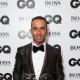"""Lewis Hamilton - Soirée """"GQ Men of the Year Awards 2014"""" à Londres, le 2 septembre 2014"""