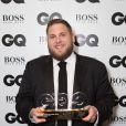 """Jonah Hill - Soirée """"GQ Men of the Year Awards 2014"""" à Londres, le 2 septembre 2014"""