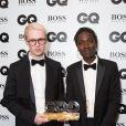 """Agi et Sam - Soirée """"GQ Men of the Year Awards 2014"""" à Londres, le 2 septembre 2014"""