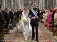 Letizia d'Espagne émue: Manuel Pertegaz, créateur de sa robe de mariée, est mort