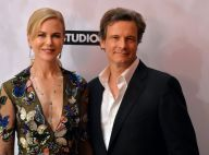 Nicole Kidman, florale et élégamment décolletée devant Colin Firth et sa femme