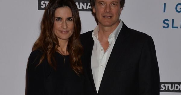 Colin Firth Divorce Re...