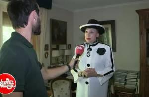 Geneviève de Fontenay et la polémique au concours Miss Algérie, elle s'explique