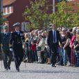 La princesse Mary et le prince Frederik de Danemark ont pris part le 5 septembre 2014, au Kastellet de Copenhague, à la cérémonie de  commémoration des soldats danois tombés au champ d'honneur.