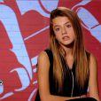 Victoria dans The Voice Kids, le 13 septembre 2014 sur TF1.