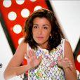Jenifer dans The Voice Kids, le 13 septembre 2014 sur TF1.