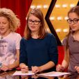 Henri, Sarah et Blandine dans The Voice Kids, samedi 13 septembre sur TF1.
