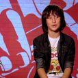 Némo dans The Voice Kids, samedi 13 septembre sur TF1.