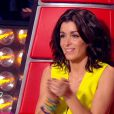 Jenifer dans The Voice Kids, samedi 13 septembre sur TF1.