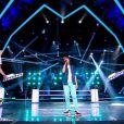 Un trio dans The Voice Kids, samedi 13 septembre sur TF1.