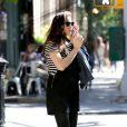 Liv Tyler dans les rues de New York, le 10 septembre 2014.