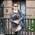 Liv Tyler à New York, le 9 septembre 2014.