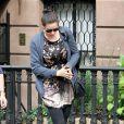 Liv Tyler dans les rues de New York, le 9 septembre 2014.