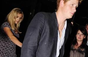 PHOTOS : Le prince Harry, sa copine Chelsy, et sa cousine la princesse Eugenie... font  la fête ensemble !