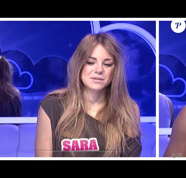 Sara et Aymeric ont été exclus de la Maison des Secrets pour comportement inacceptables, le 12 septembre 2014 dans Secret Story 8.