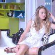 """Steph et Sara sont nominés cette semaine - """"Secret Story 8"""" sur TF1. Le 2 septembre 2014."""