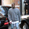 Kanye West fait du shooping à Sydney, le 14 septembre 2014.