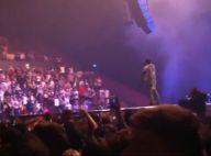 Kanye West : La vidéo de sa grosse bourde avec deux handicapés en plein concert