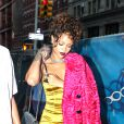 Rihanna à New York le 11 septembre 2014
