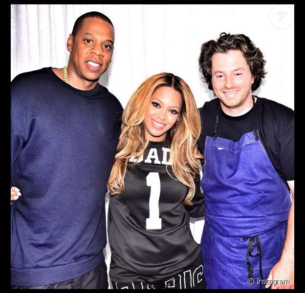 Beyoncé et Jay-Z, le couple royal du Barclays Center