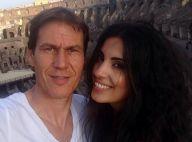 Rudi Garcia (AS Rome): Le coach français a séduit Francesca, une bombe italienne