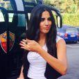 La sublime Francesca Brienza, animatrice sur AS Roma TV et nouvelle compagne du coach Rudi Garcia - 2014
