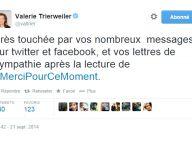 Valérie Trierweiler brise le silence et ignore les violentes critiques
